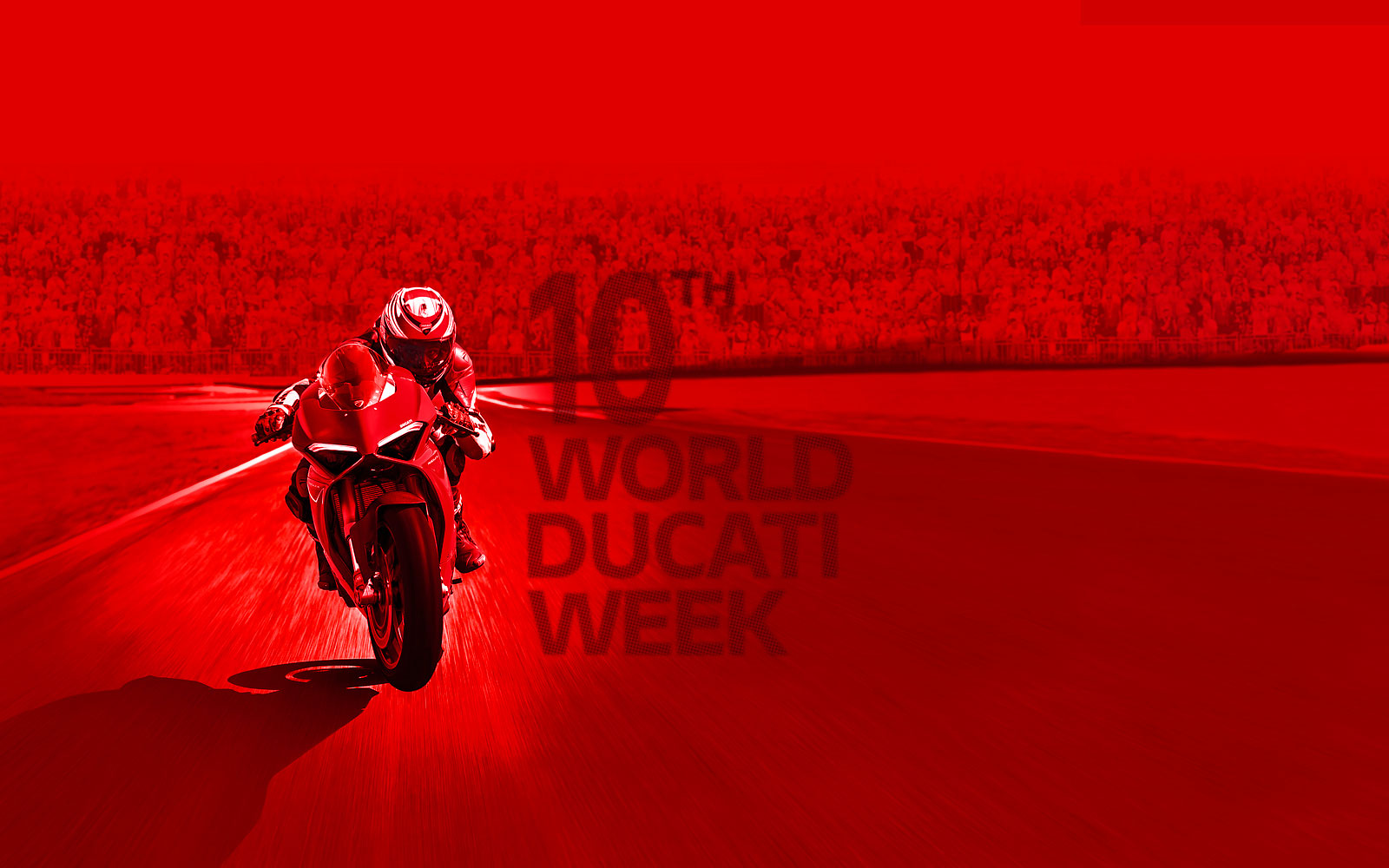 10. World Ducati Week